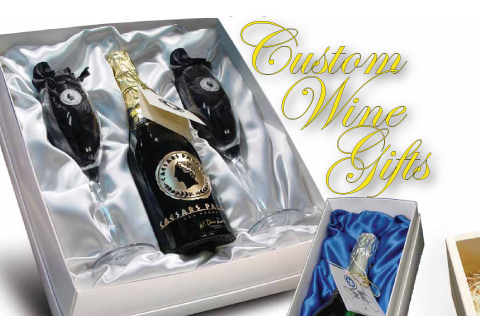 customized wine bottles