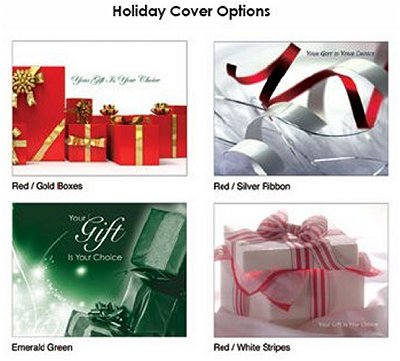 Holiday Gift BookCovers